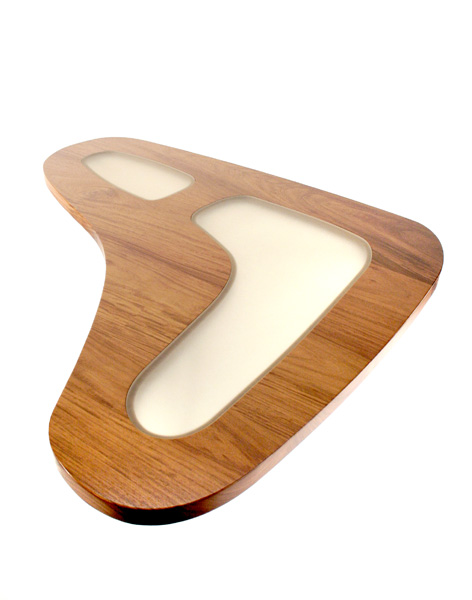 ... Boomerang Dining Table Top ...