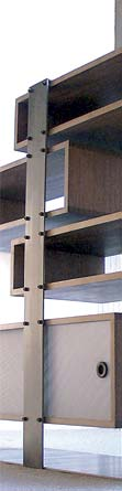 vertebrae series shelving and cabinets